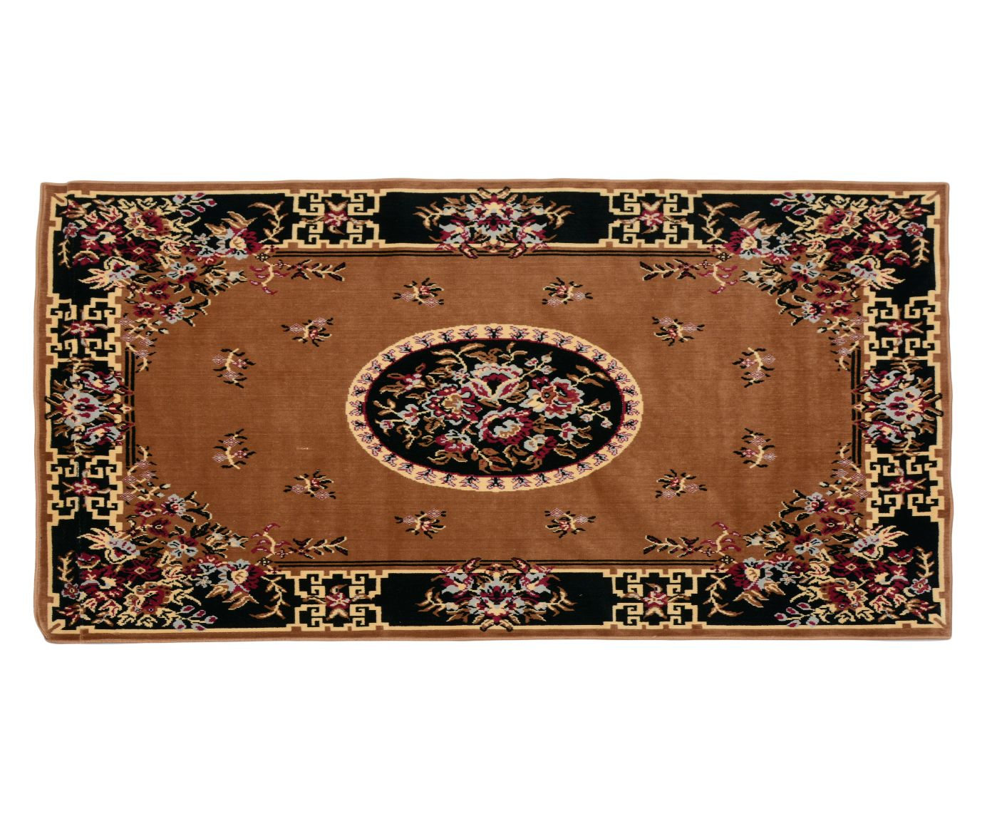 Tapete Melissa Spring Marrom - 200x250cm | Westwing.com.br