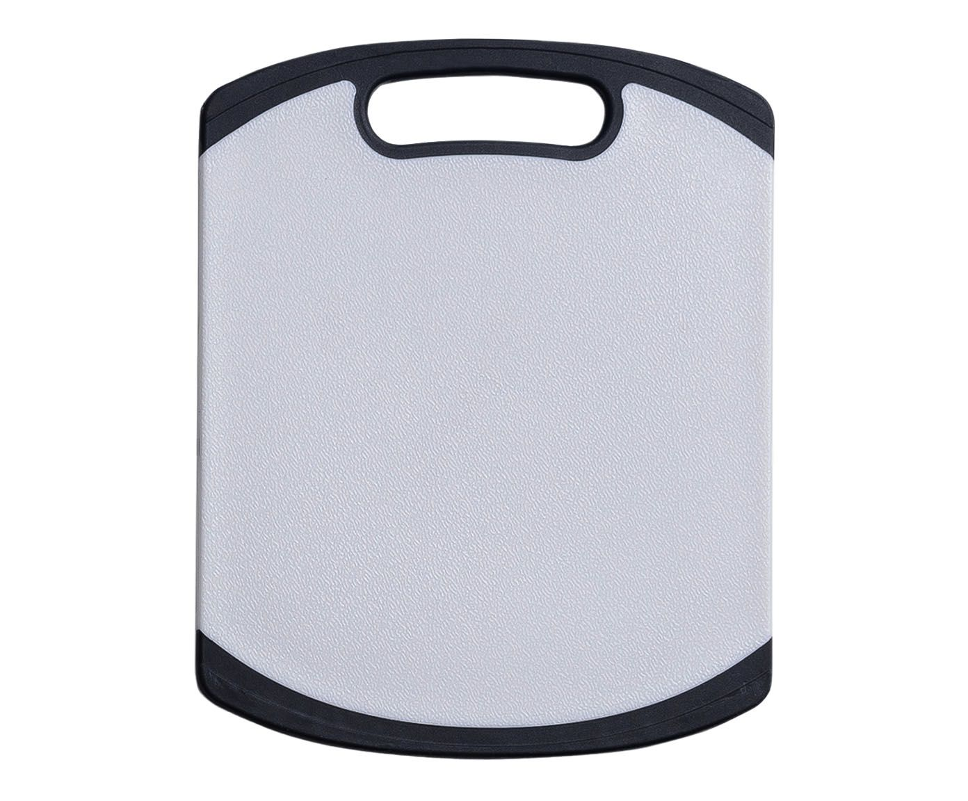 Tábua de Corte Cordial Preta - 25,5X0,8X20,4cm   Westwing.com.br