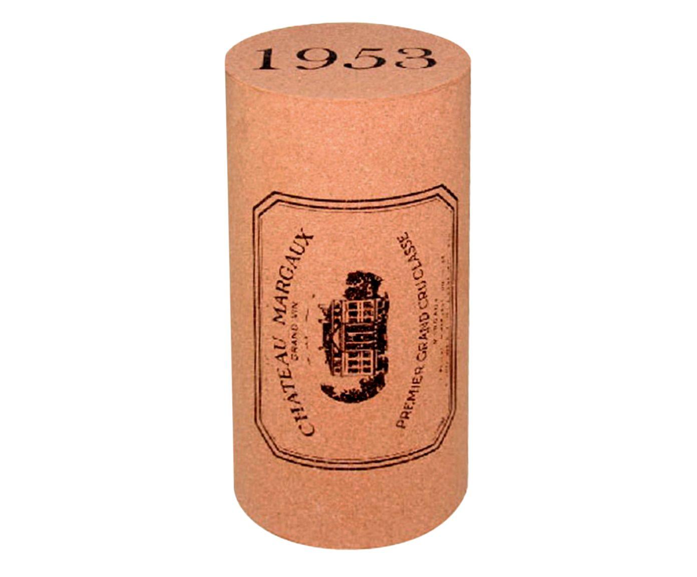Banqueta Rolha 1953 - 60X29cm   Westwing.com.br