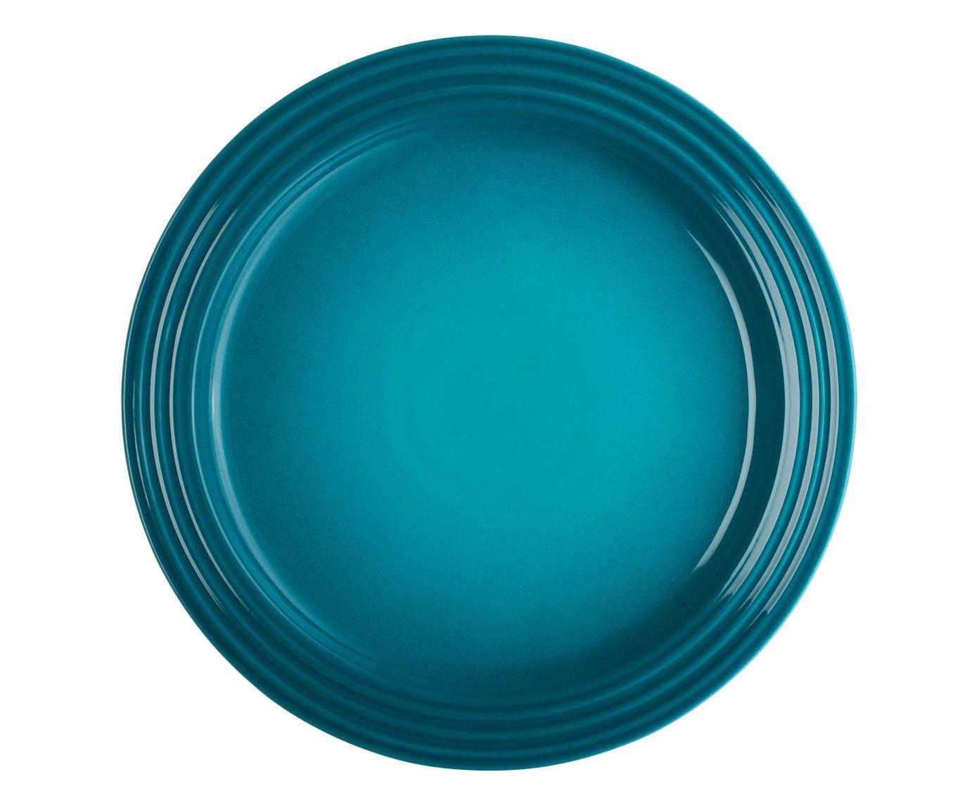 Prato Raso Azul - 27X2,5 | Westwing.com.br