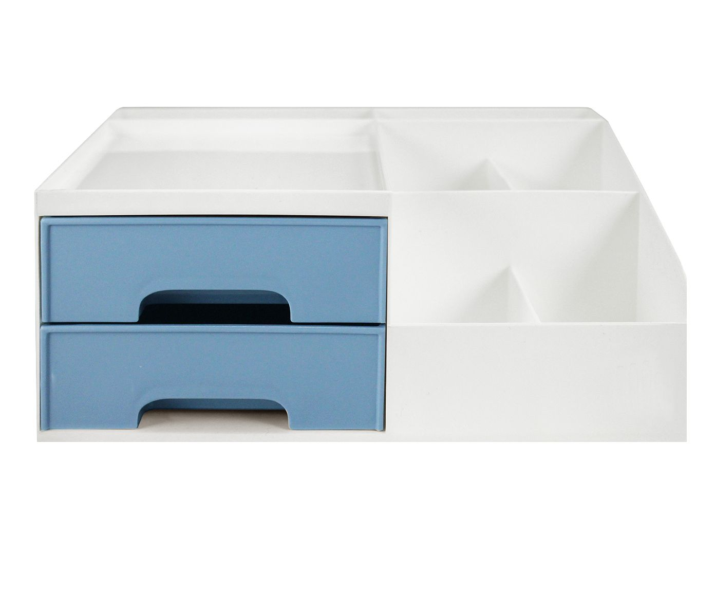 Organizador Multiuso Marka Azul - 22X9X19cm | Westwing.com.br