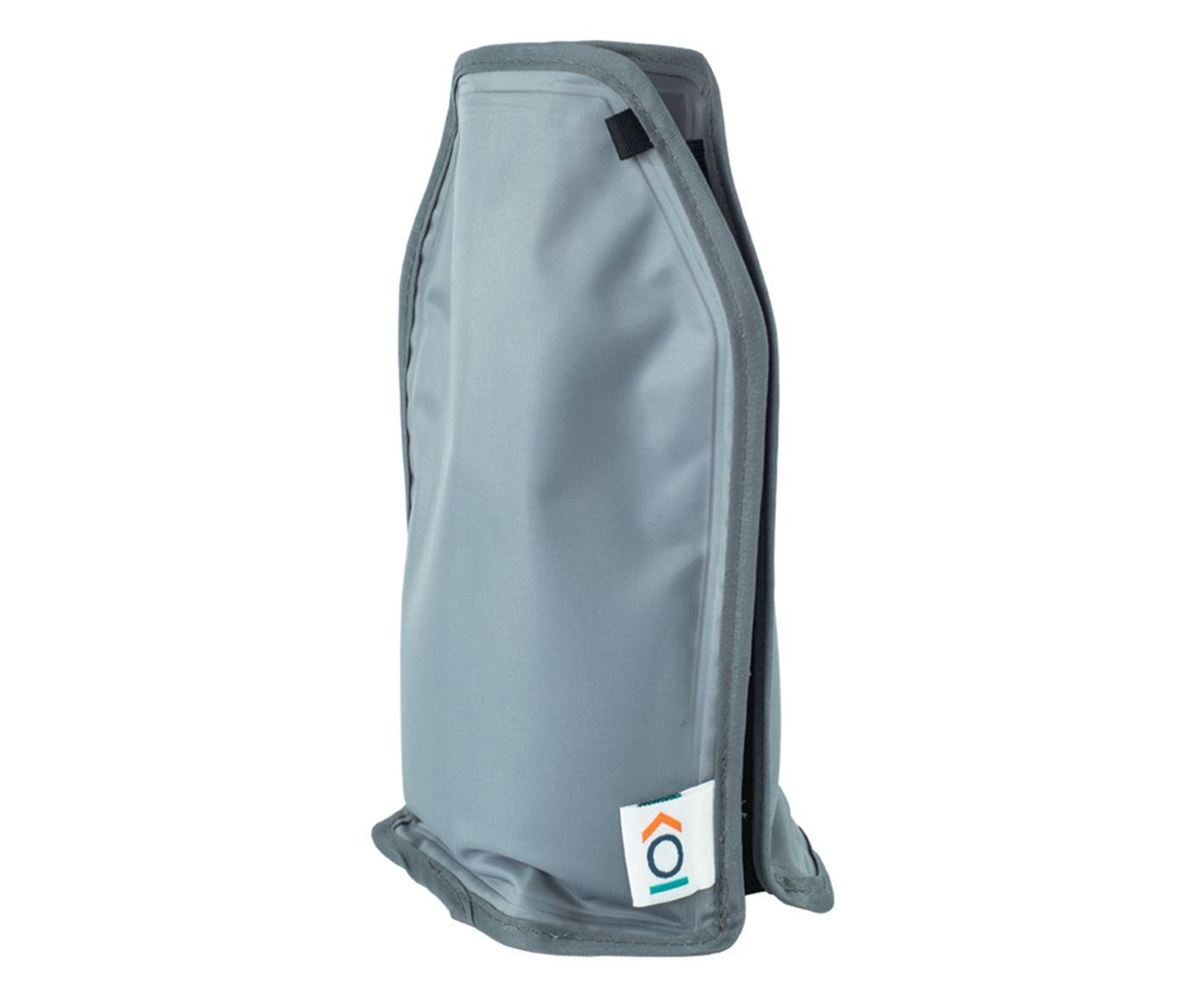 Capa Térmica Congelável para Garrafas Soigné Cinza - 13,5X38cm   Westwing.com.br