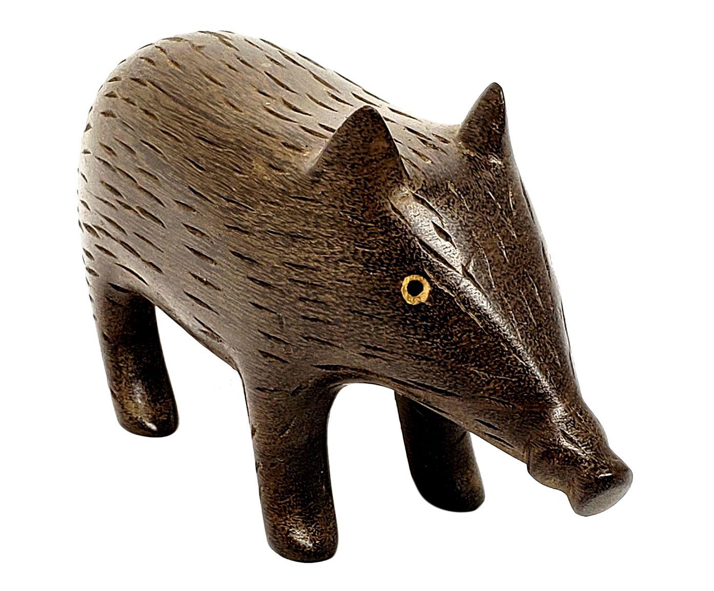 Escultura Cateto - 13cm   Westwing.com.br