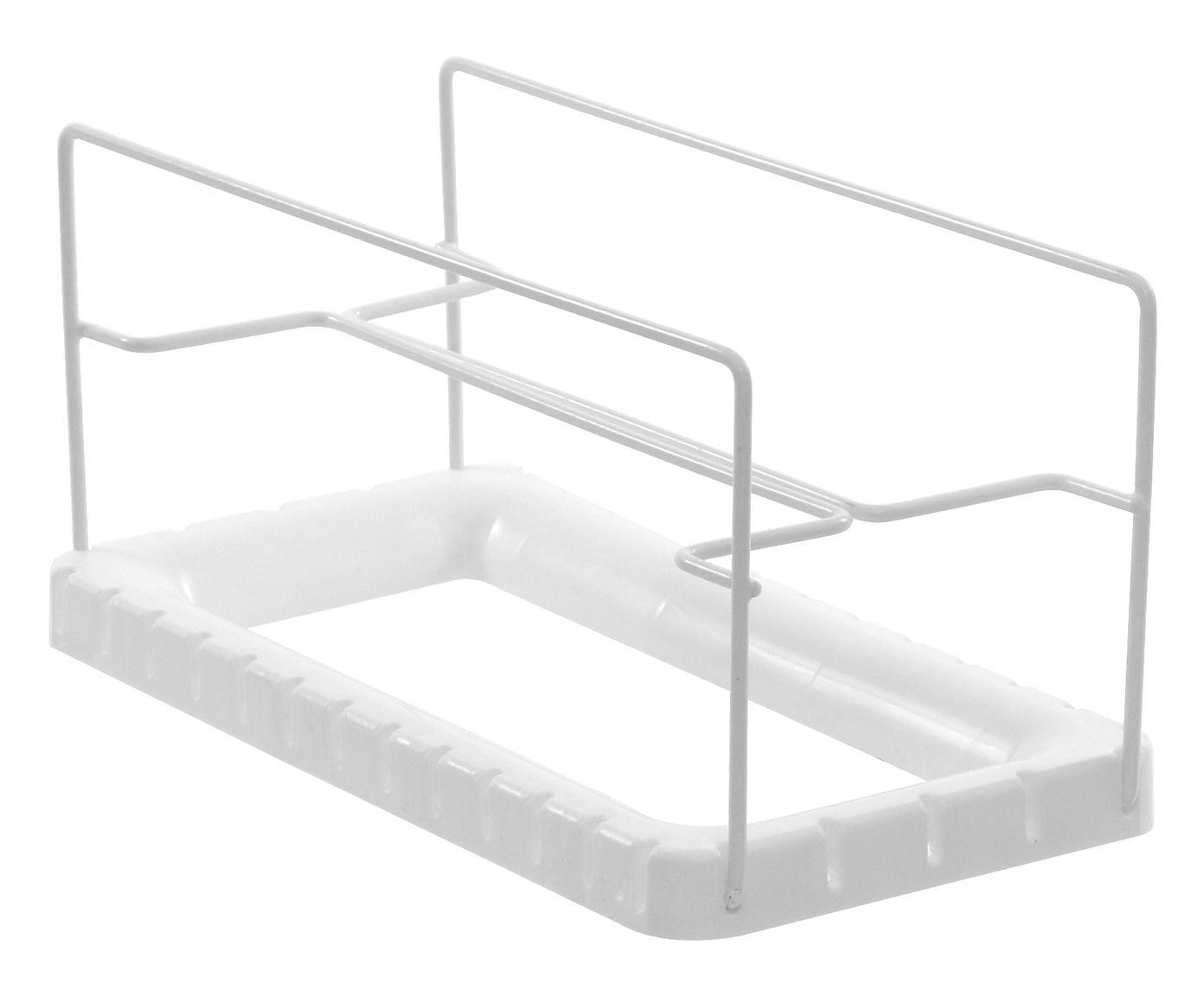 Organizador de Embaladores Poan Branco - 27X13X14cm | Westwing.com.br