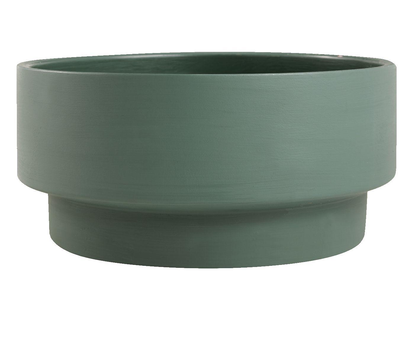 Cachepot Antlia Verde - 10,5X23cm | Westwing.com.br