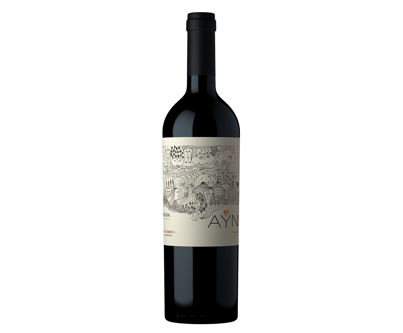 Vinho Tinto Ar Chakana Ayni Malbec - 750ml | Westwing.com.br