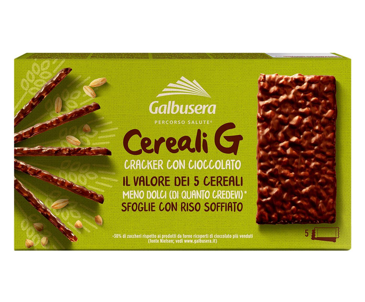 Biscoito de Arroz com Cobertura de Chocolate Riso Su Riso - 70G | Westwing.com.br