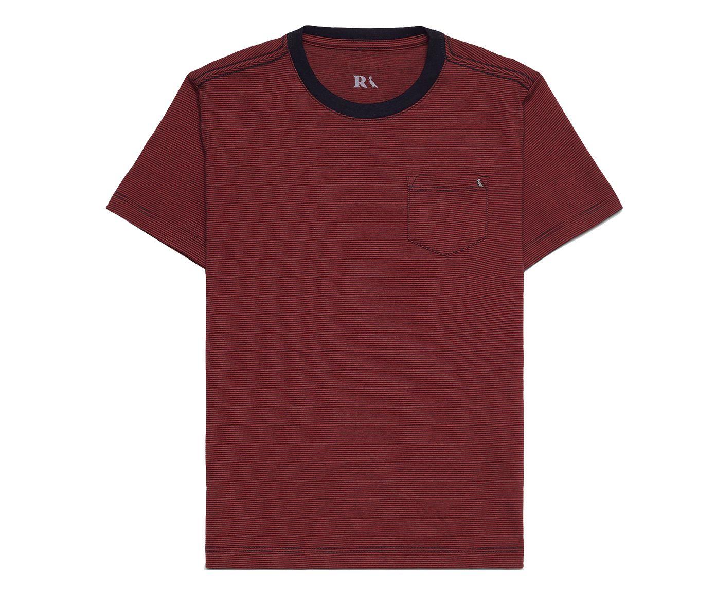 Camiseta Listrinha Vinho, 10 | Westwing.com.br