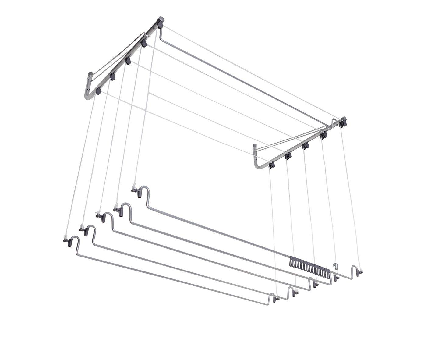 Varal Indepentende Kery Concreto - 93X17X58cm | Westwing.com.br