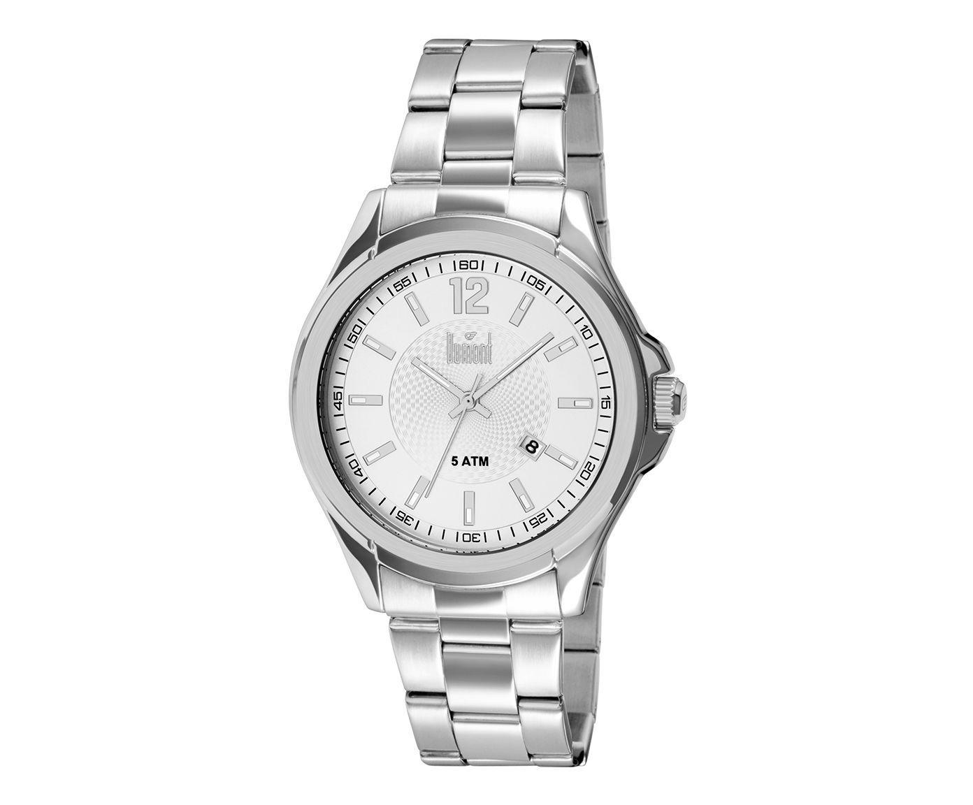 Relógio Dumont Prateado | Westwing.com.br