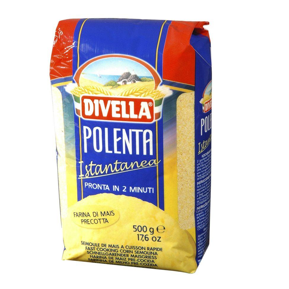 Polenta Divella Sem Glúten - 500G | Westwing.com.br