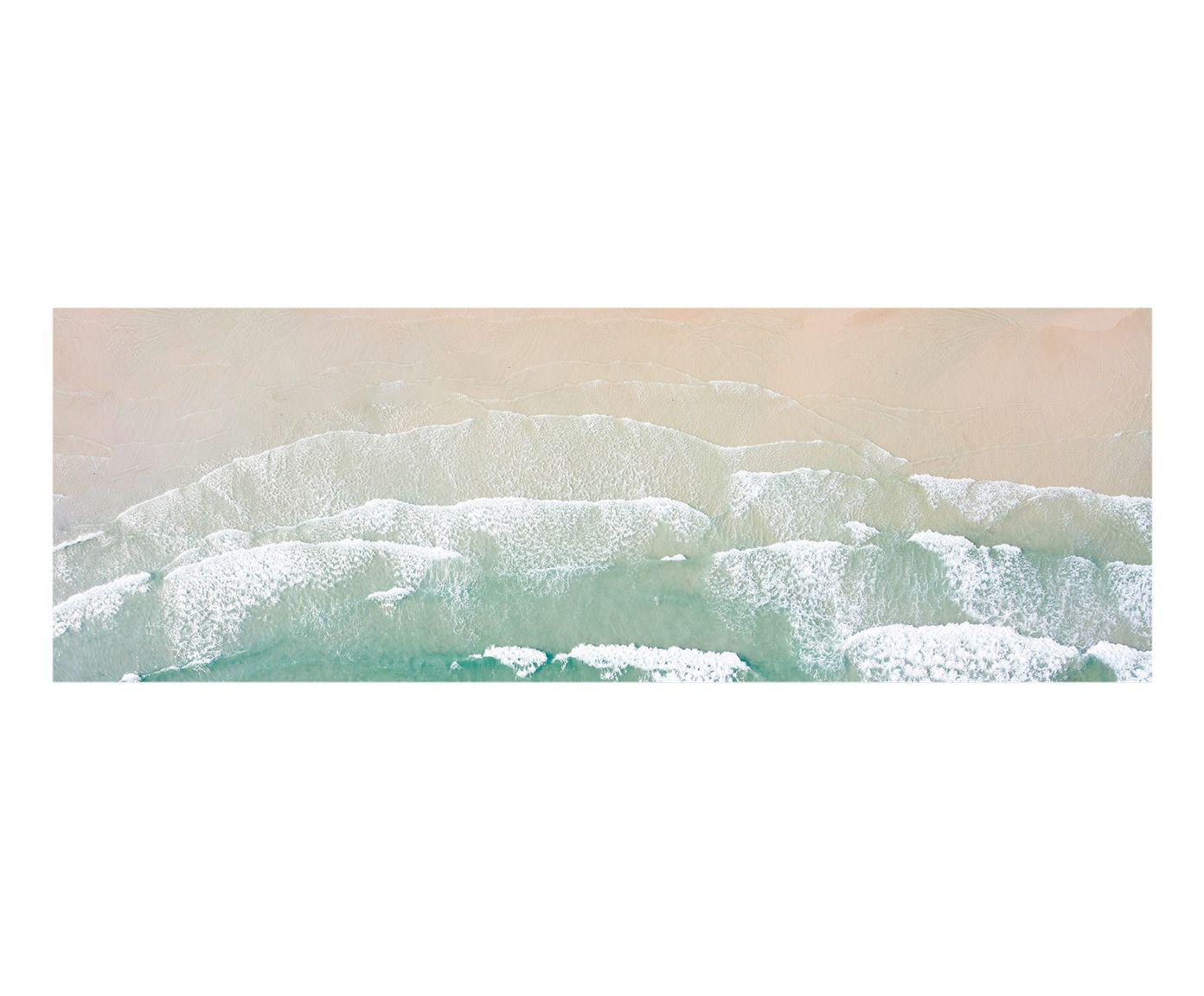 Placa de Madeira Estampada Jackson - 89X30cm | Westwing.com.br
