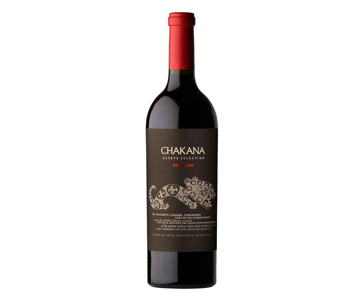 Vinho Tinto Chakana Estate Sel Red Blend - 750ml | Westwing.com.br