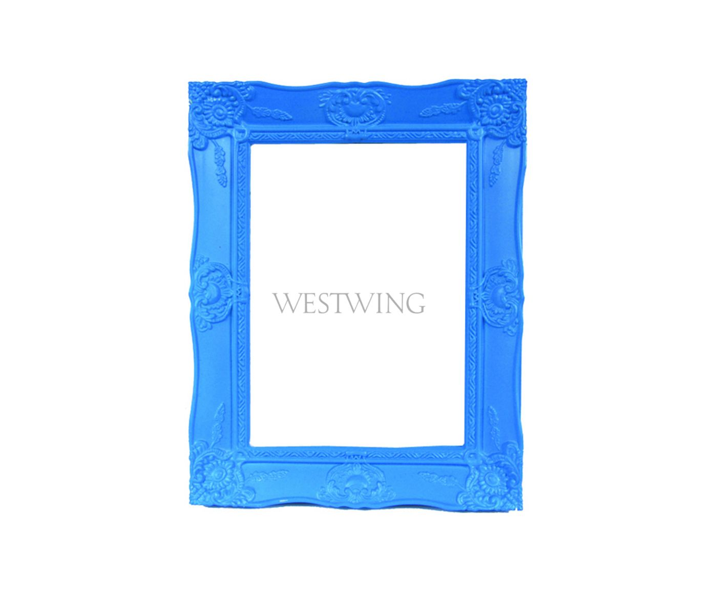 Porta-Retrato New Cirque Azul - Foto 11X16cm | Westwing.com.br