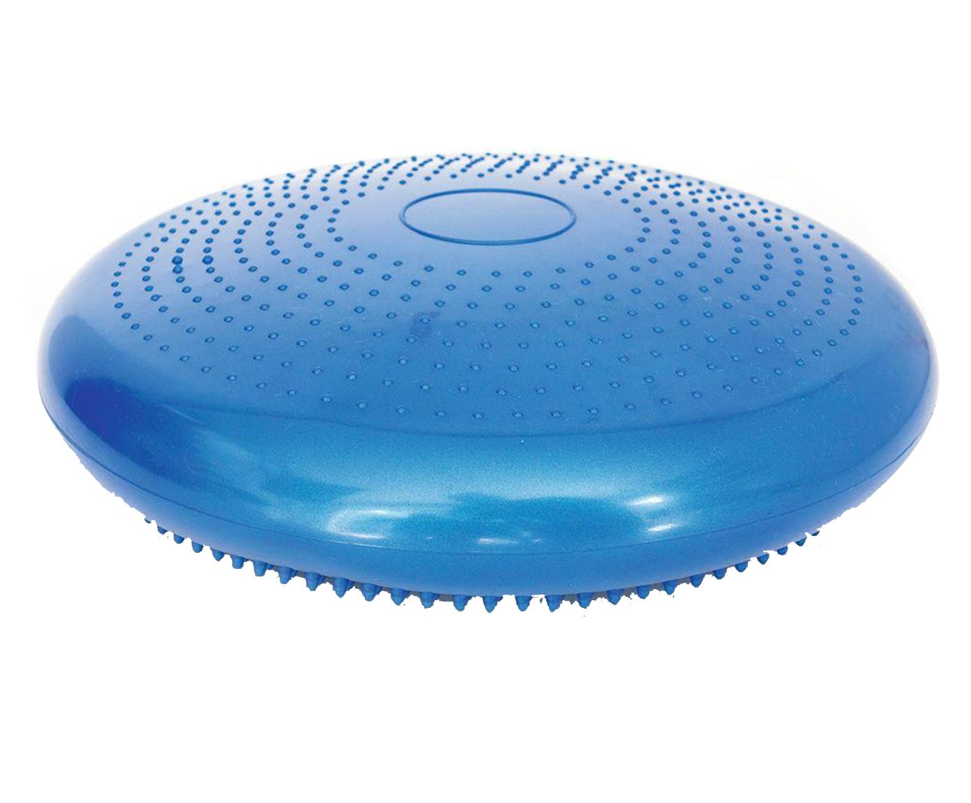 Disco de Equilíbrio com Bomba de Ar Gym Azul - 34cm | Westwing.com.br