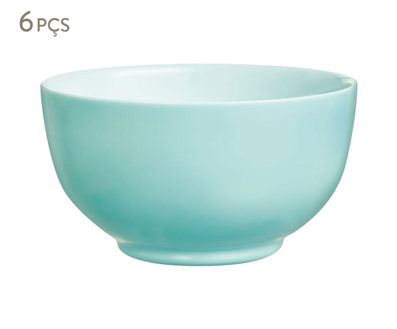 Jogo de Bowls Diwali Turquesa - 14,5cm | Westwing.com.br