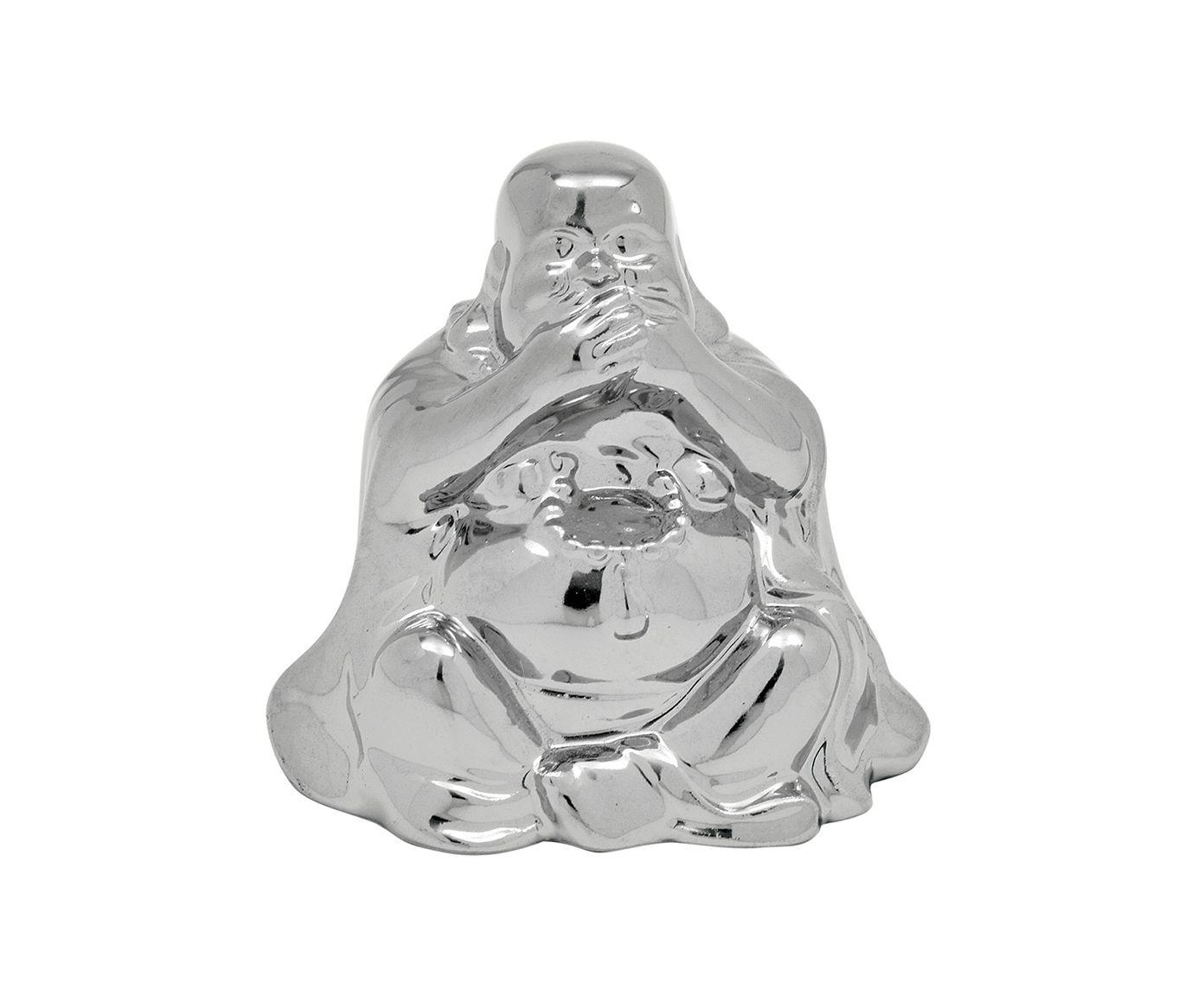 Adorno Buddha Surpri - 9X8X9cm | Westwing.com.br
