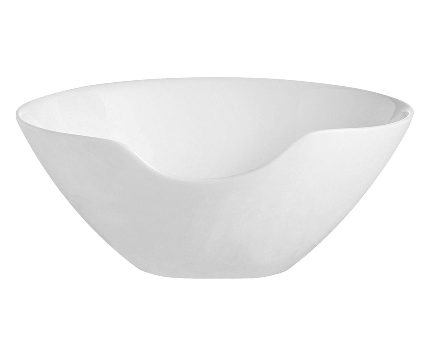 Bowl Salenco Branco - 16,6X7,1cm | Westwing.com.br
