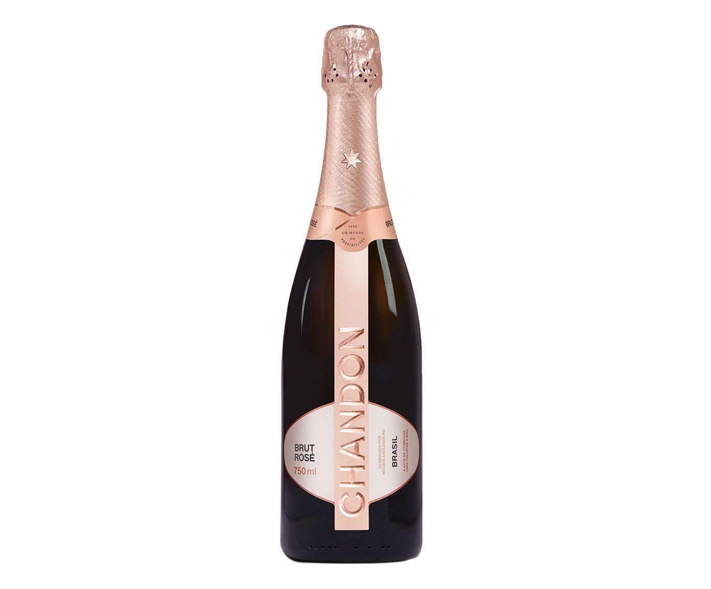 Espumante Chandon Brut Rosé - 750ml | Westwing.com.br