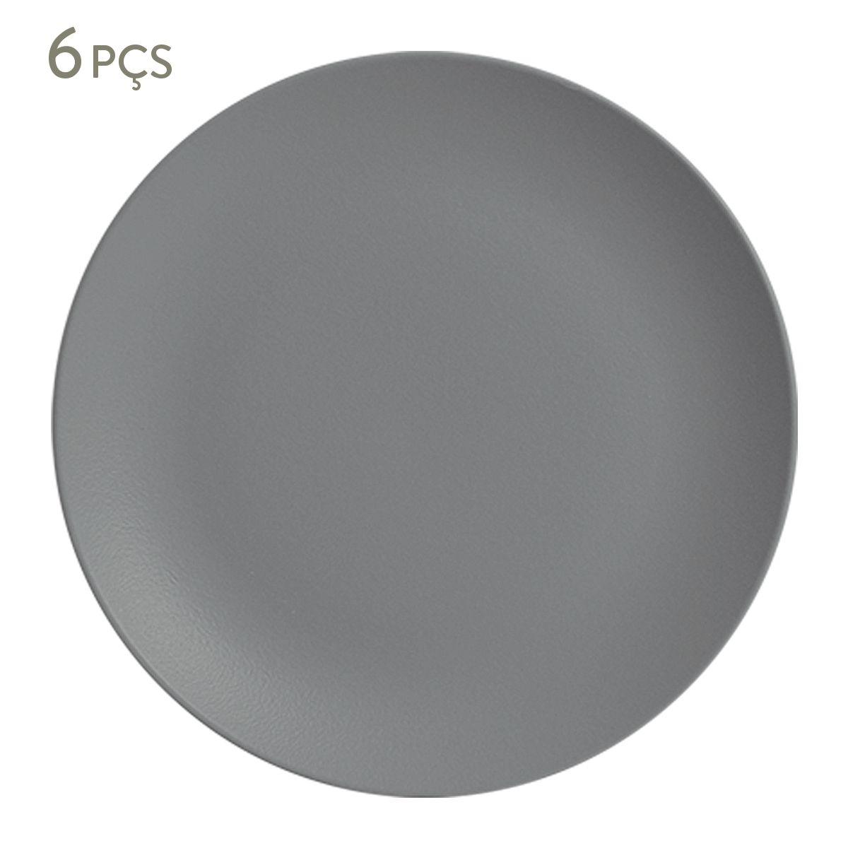 Jogo de Pratos Rasos Coup Frost - 26,6cm | Westwing.com.br