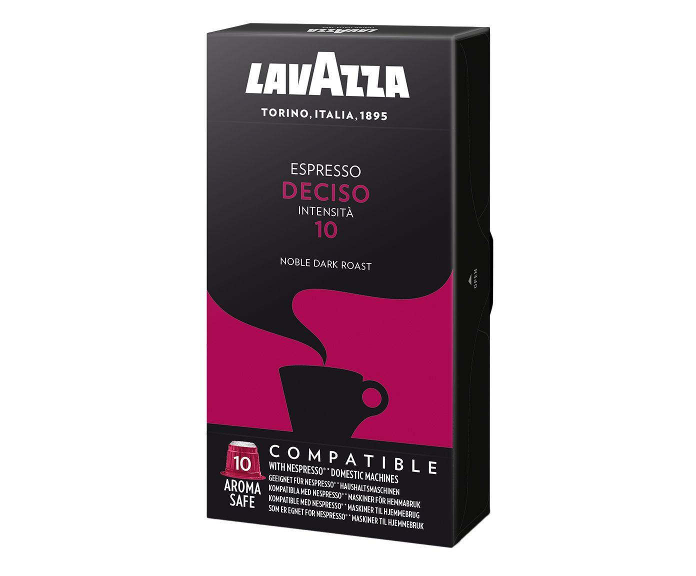 Kit Cápsulas de Café Italiano Lavazza Ncc Espresso Deciso | Westwing.com.br