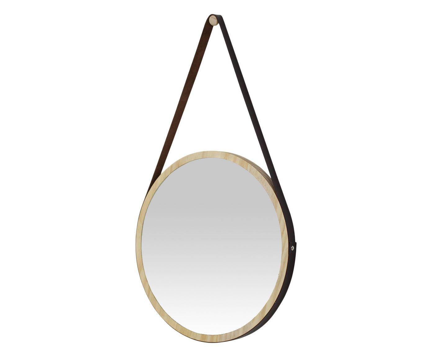 Espelho Com Alça Lucy - 69cm | Westwing.com.br