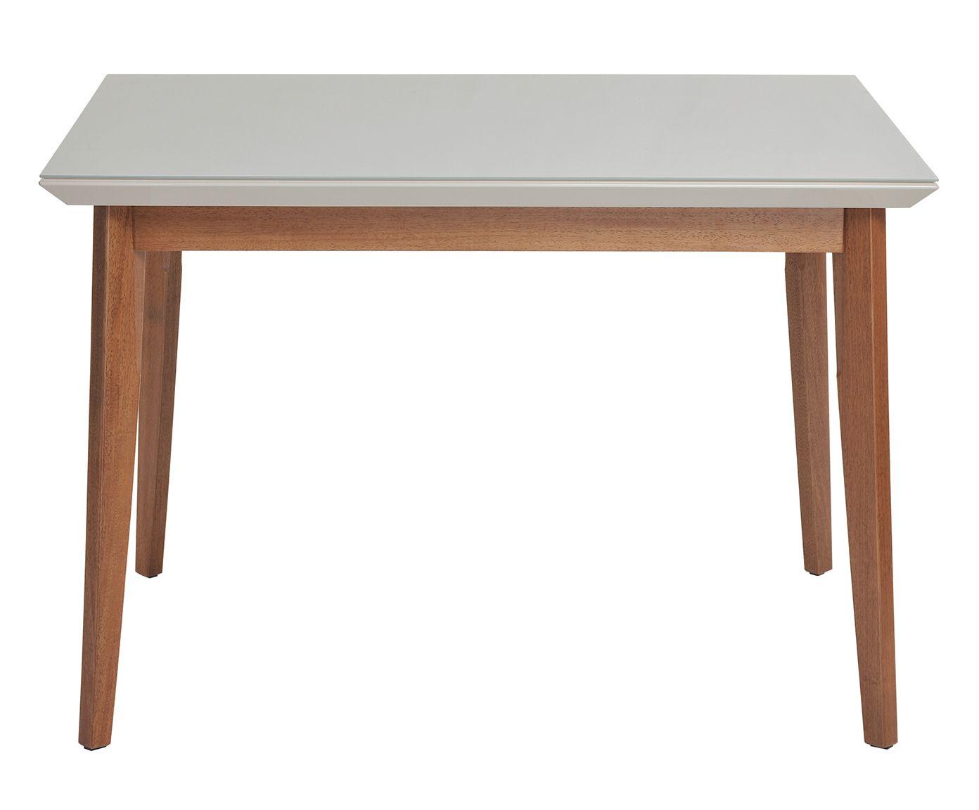 Mesa de Jantar Lauren Off White - 115,5X78cm | Westwing.com.br