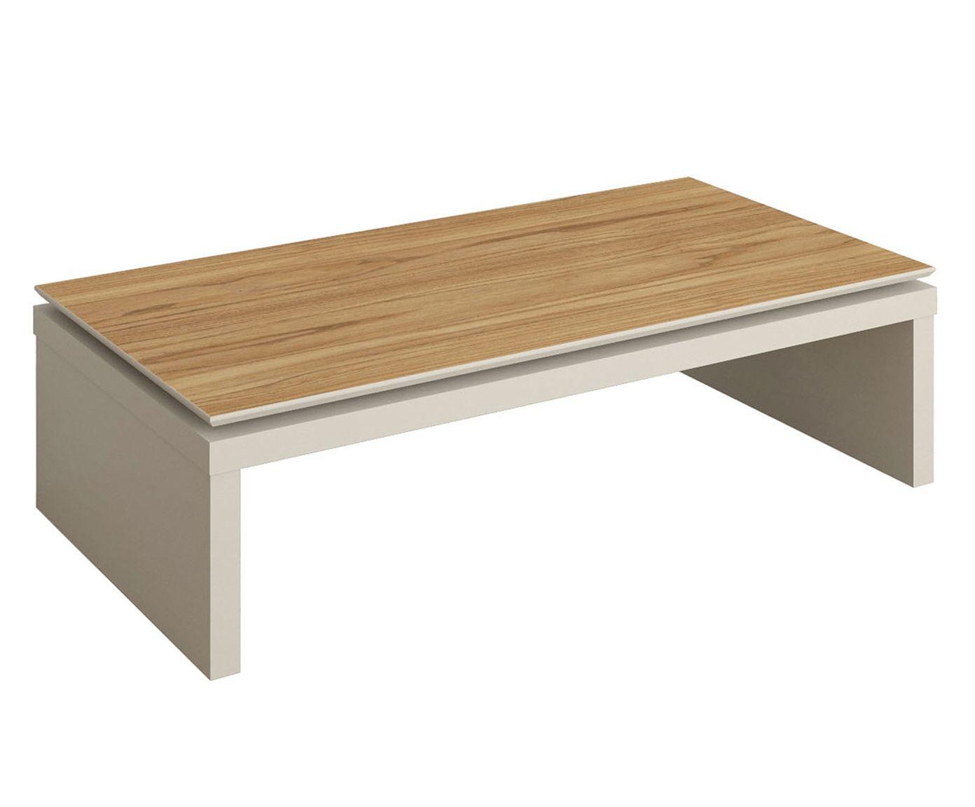 Mesa de Centro Lincoln Cinamomo - 120X32,5X59,5cm | Westwing.com.br