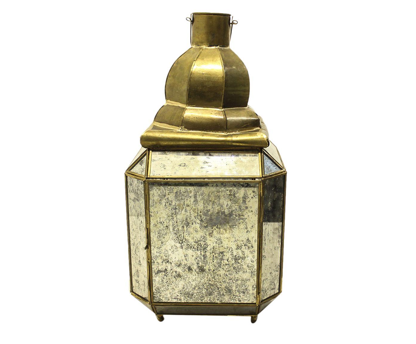 Lanterna Anamur - 49X25cm   Westwing.com.br