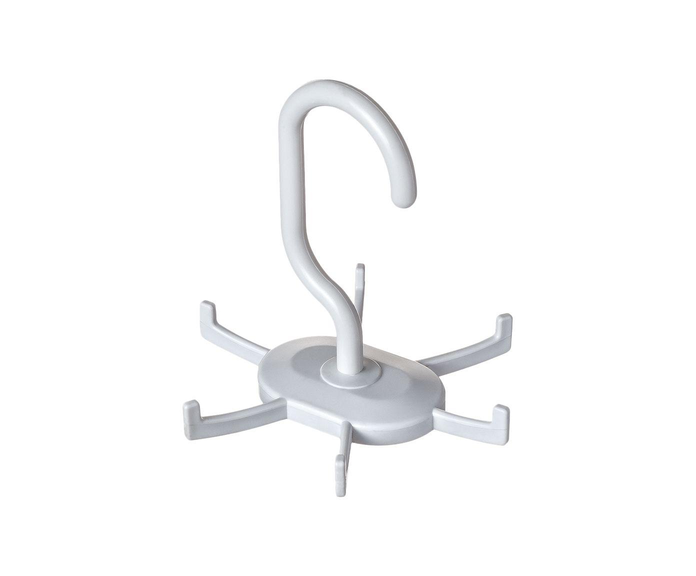 Cabide Giratório Para Cintos Branco - 11cm | Westwing.com.br