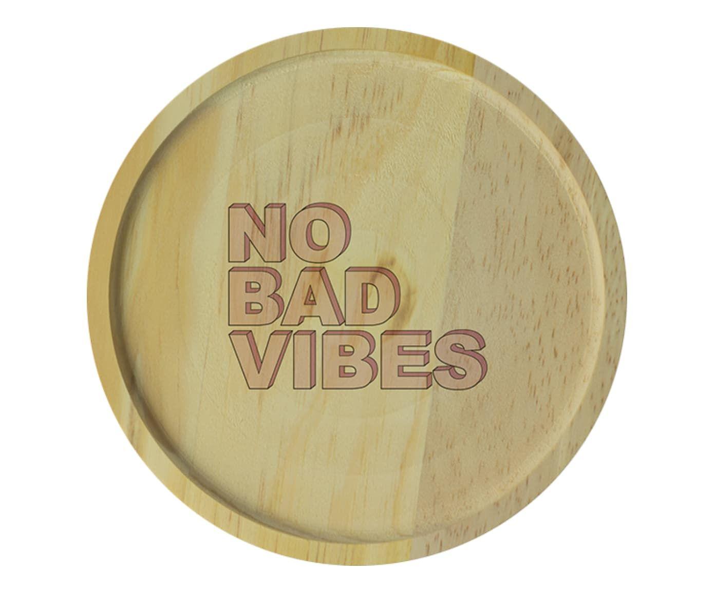 Prato para Joias No Bad Vibes - 14,5cm | Westwing.com.br