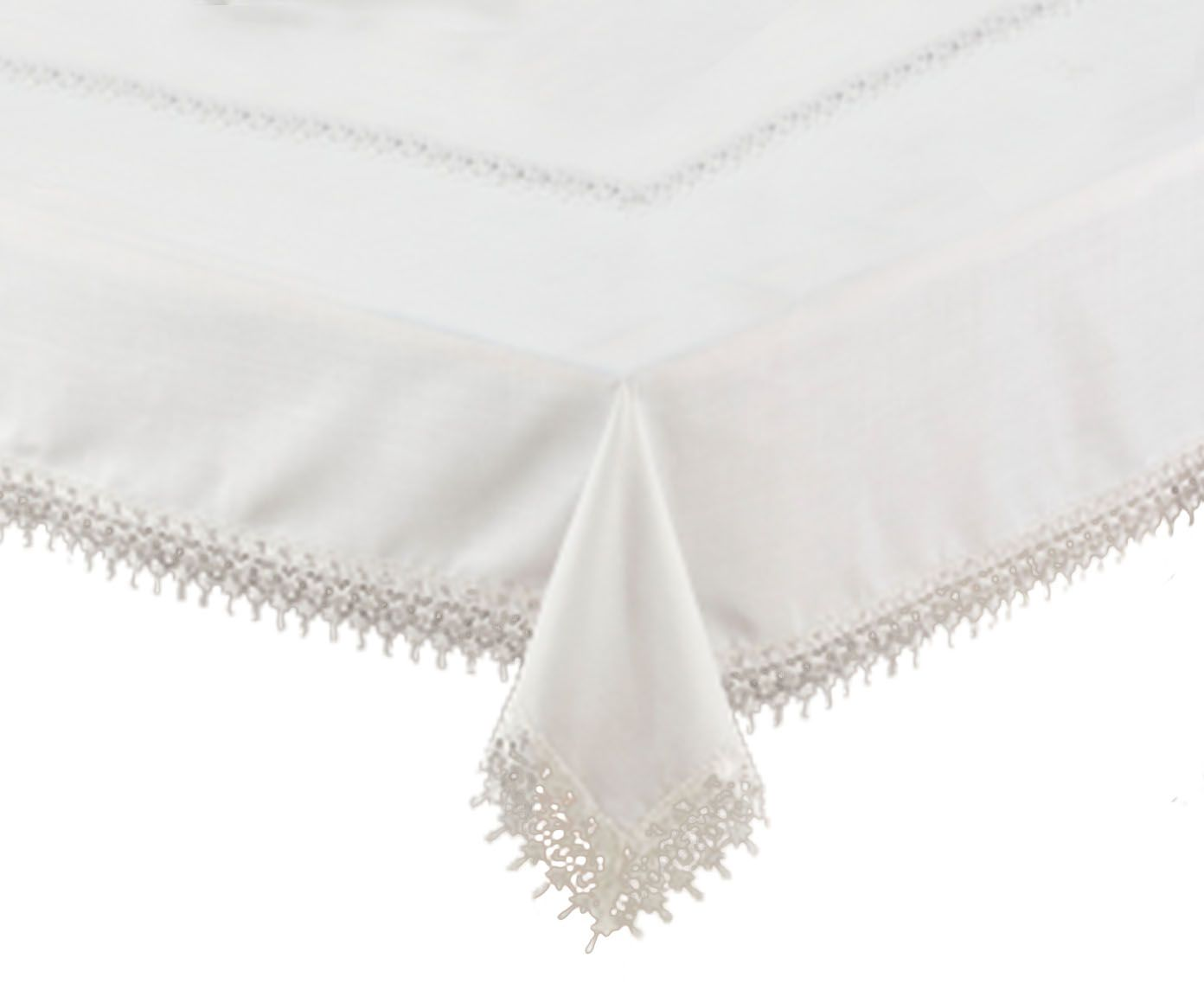 Toalha de Mesa Yumi Branca - 178cm | Westwing.com.br
