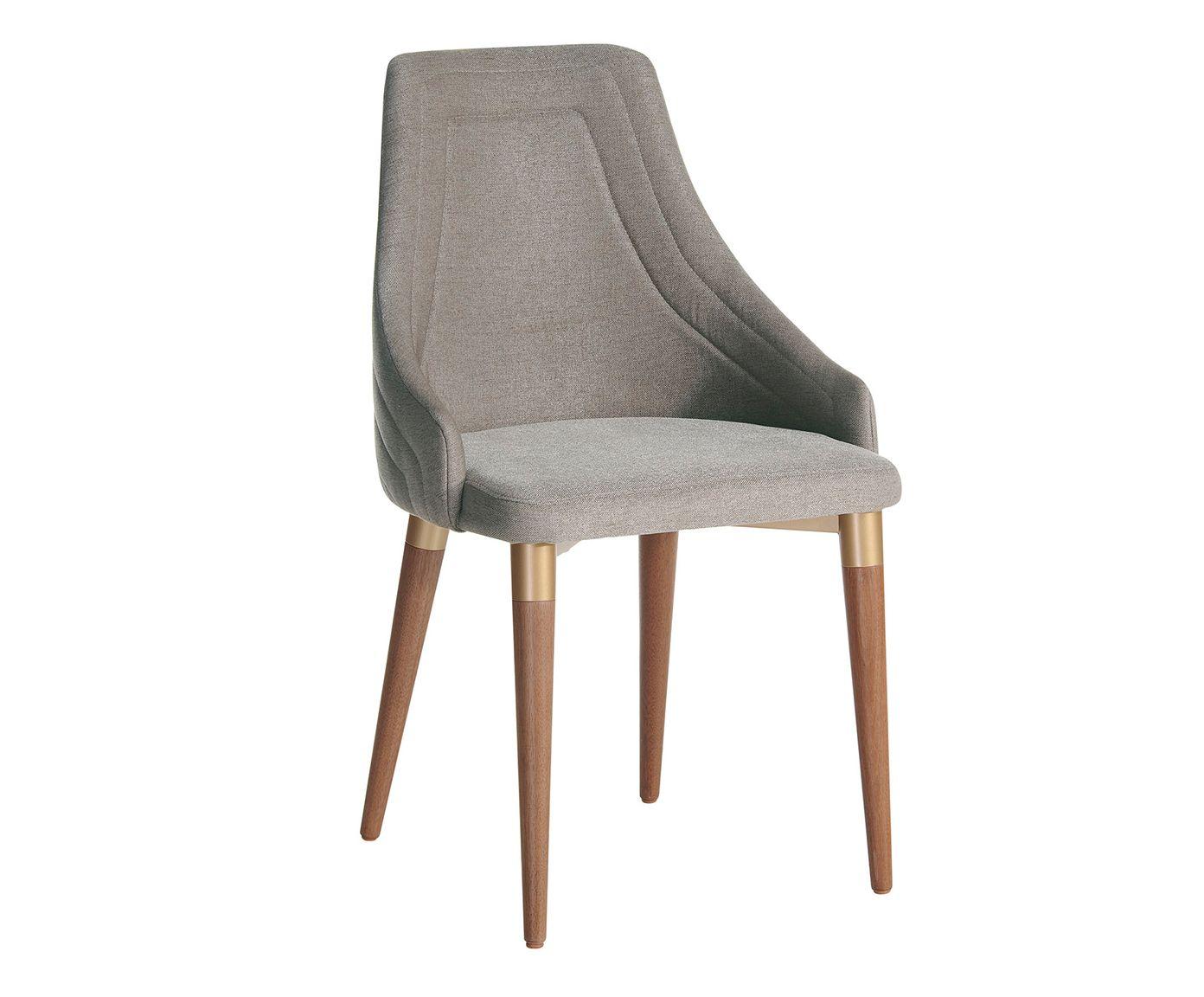 Cadeira Evelyn Cinza - 54X92cm | Westwing.com.br