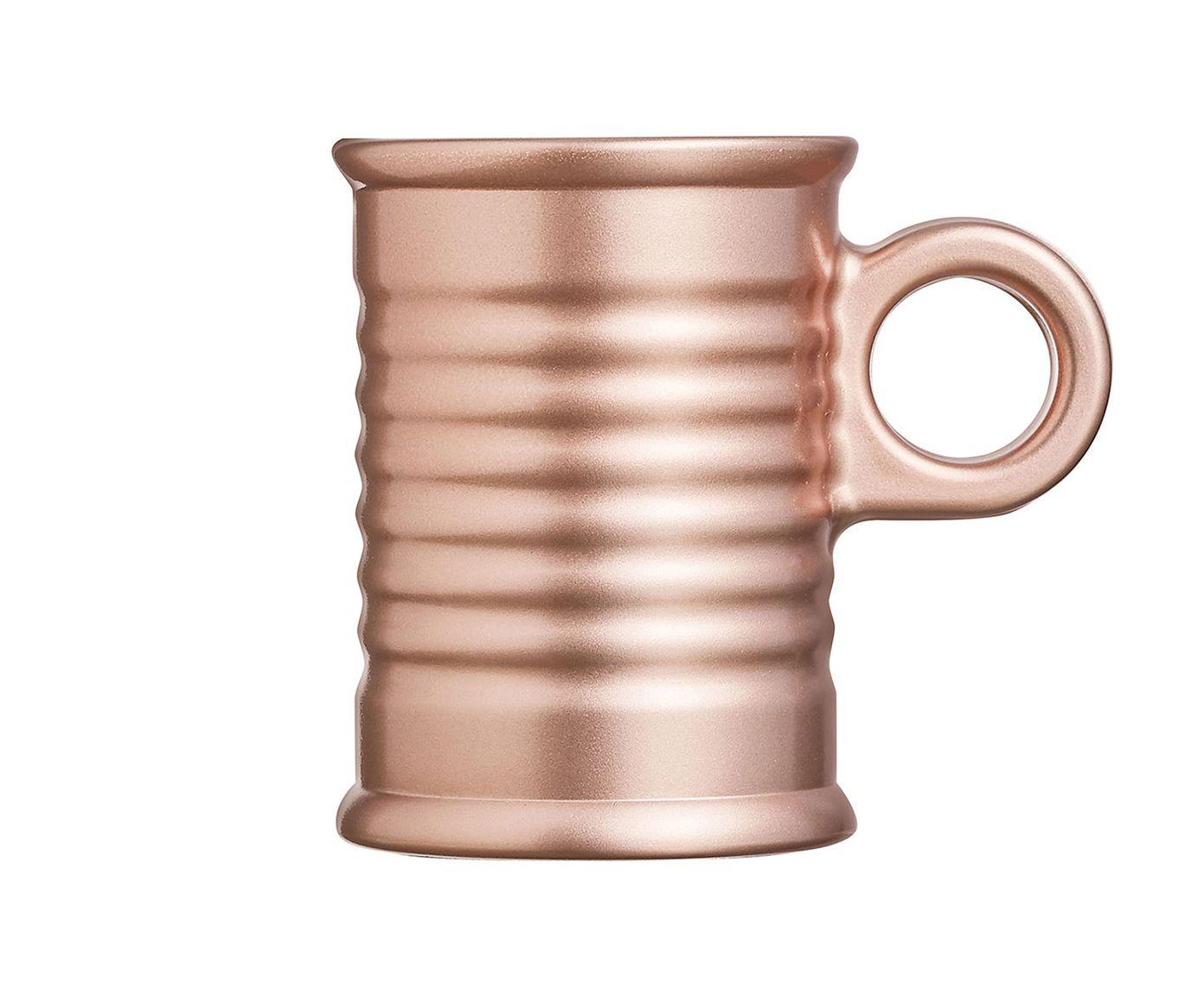 Caneca Moi Dourado Rosê - 90ml   Westwing.com.br