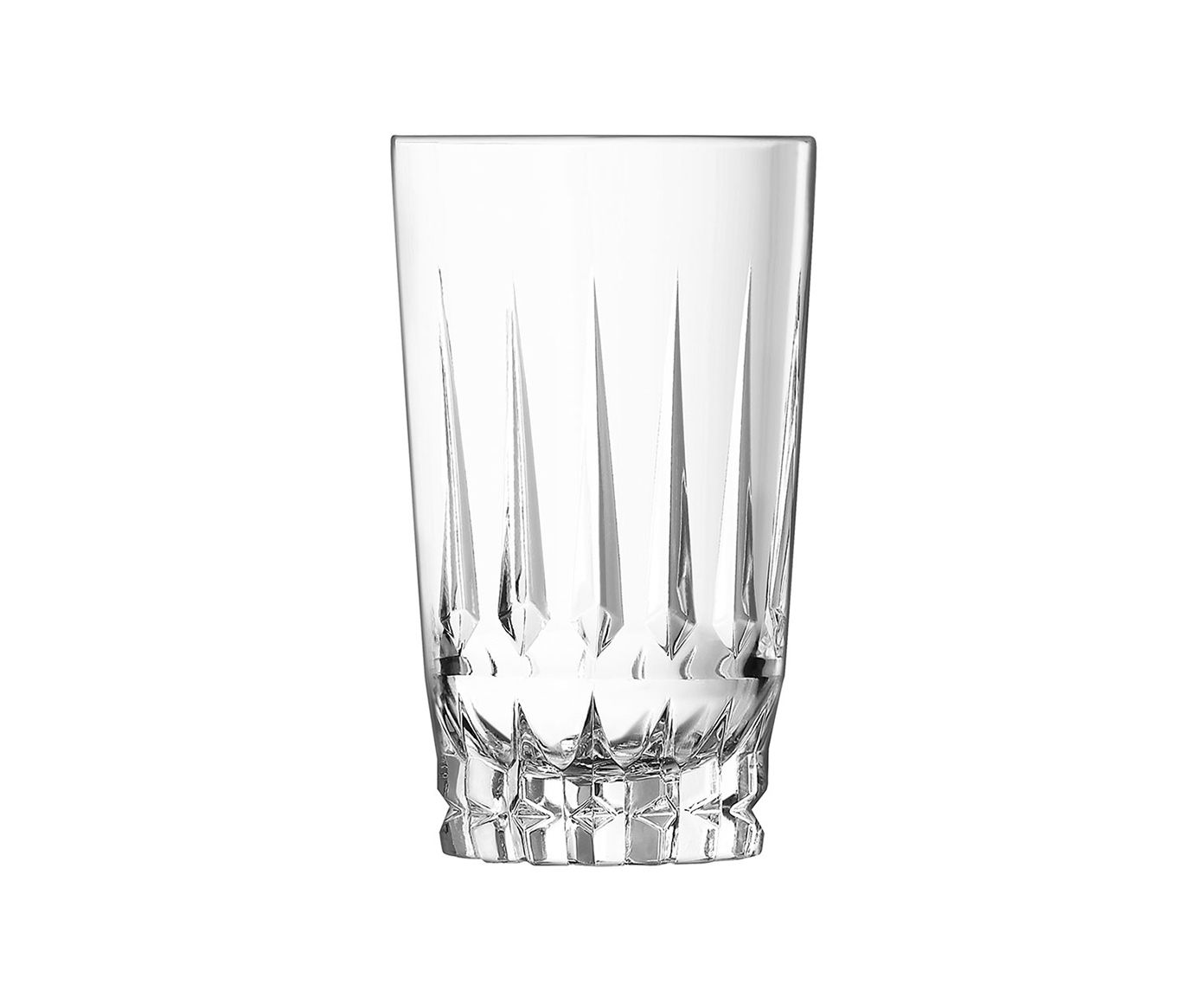 Vaso Ornements Transparente - 28,5cm | Westwing.com.br