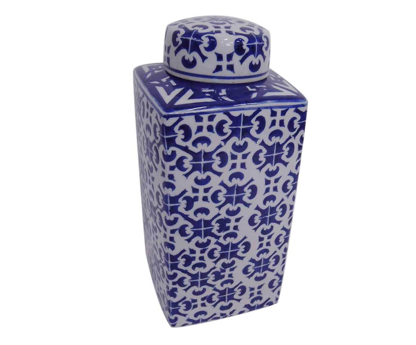 Pote Decorativo Mongkok - 15X30X15cm | Westwing.com.br