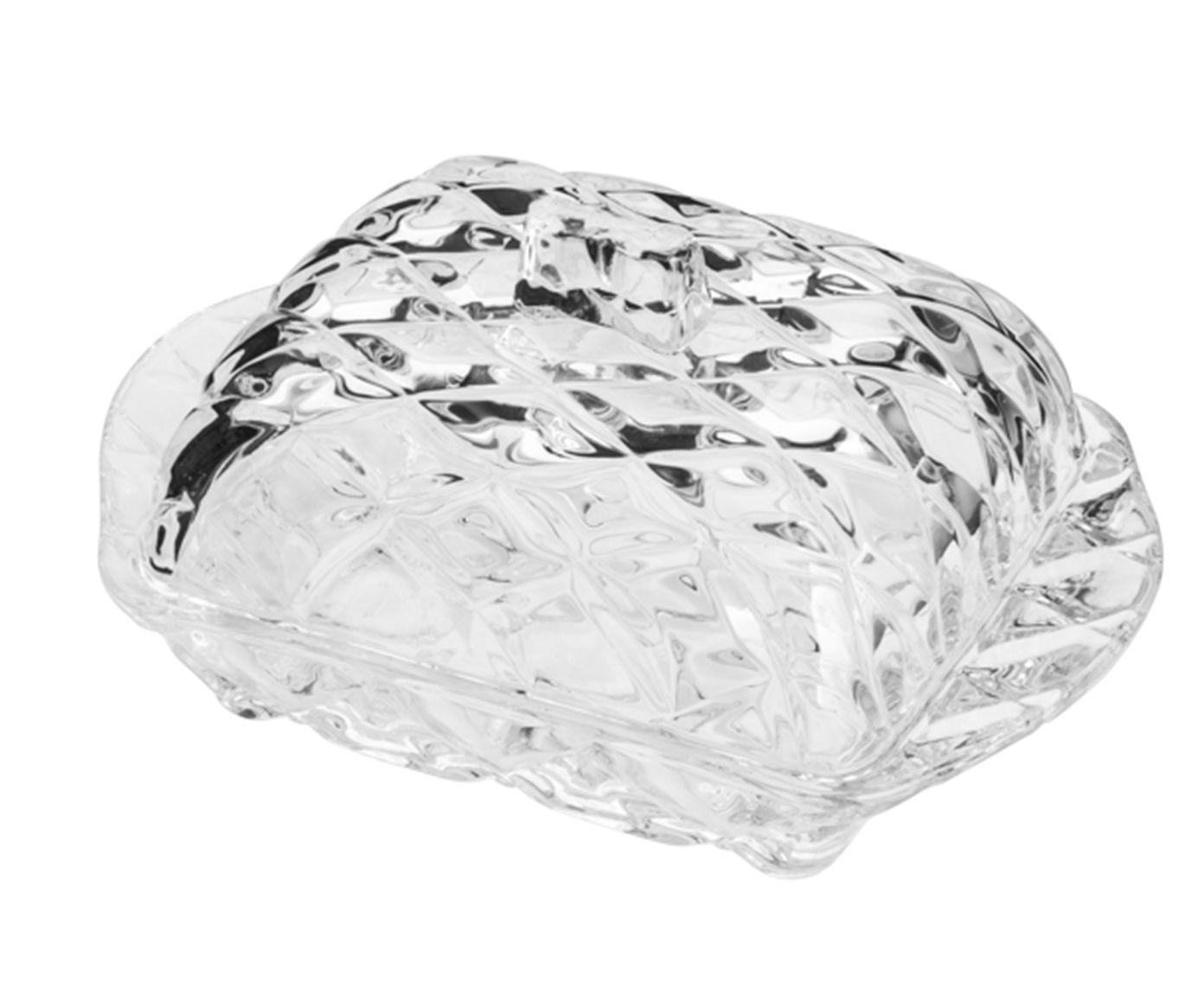 Mantegueira em Cristal Deli - 16,9X10X8cm | Westwing.com.br