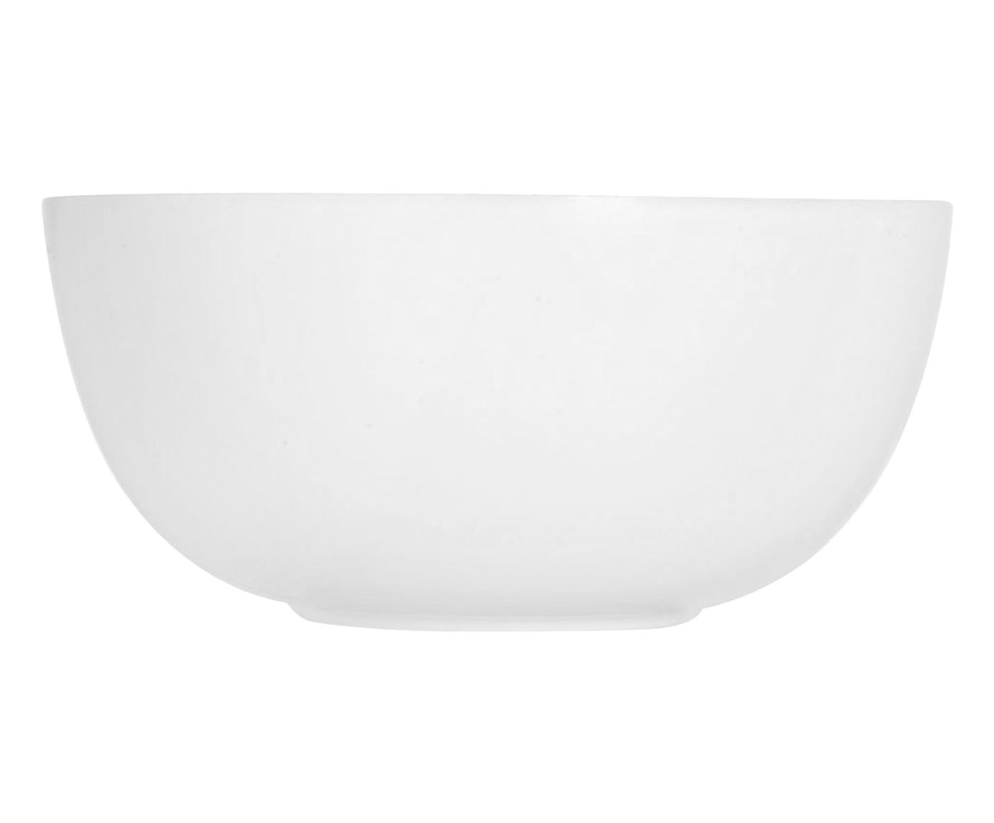 Saladeira Diwali Branca - 21cm   Westwing.com.br
