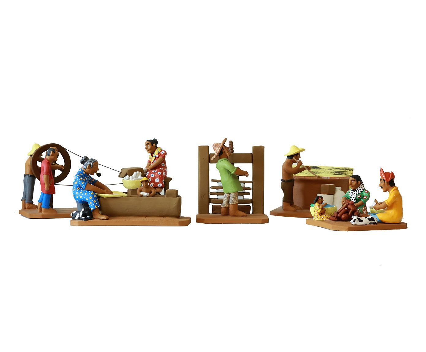 Escultura Casa de Farinha - 18cm | Westwing.com.br