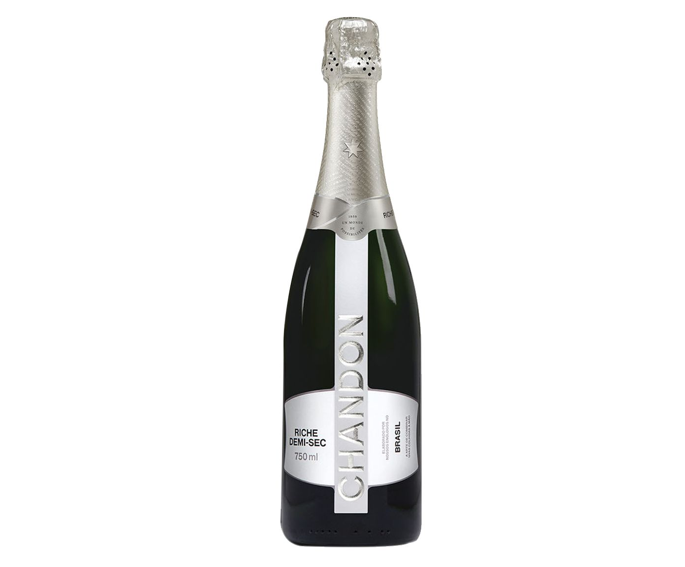 Espumante Chandon Riche Demi-Sec - 750ml | Westwing.com.br