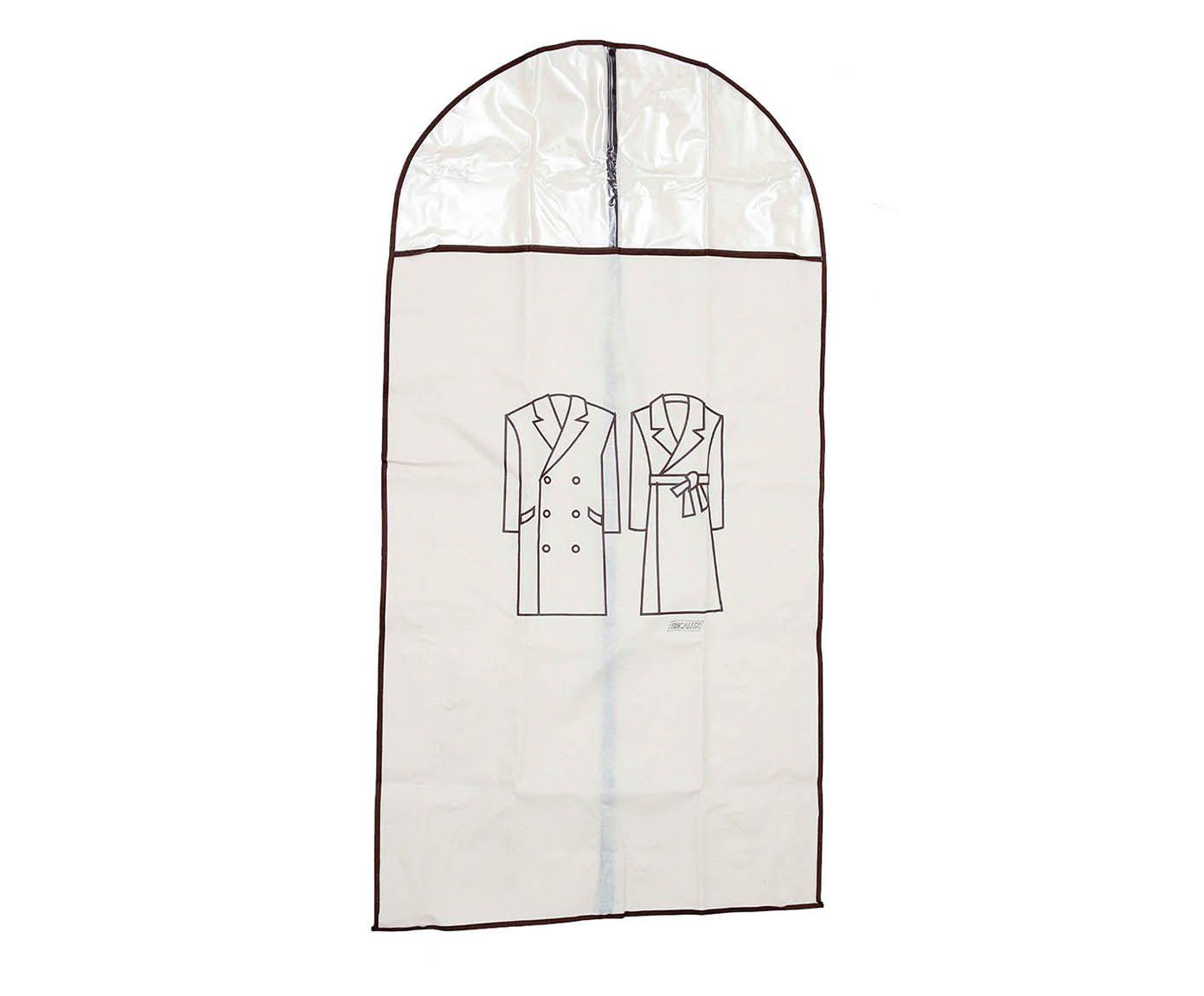 Capa Protetora para Roupas Sociais Bernadine - 60X120cm | Westwing.com.br