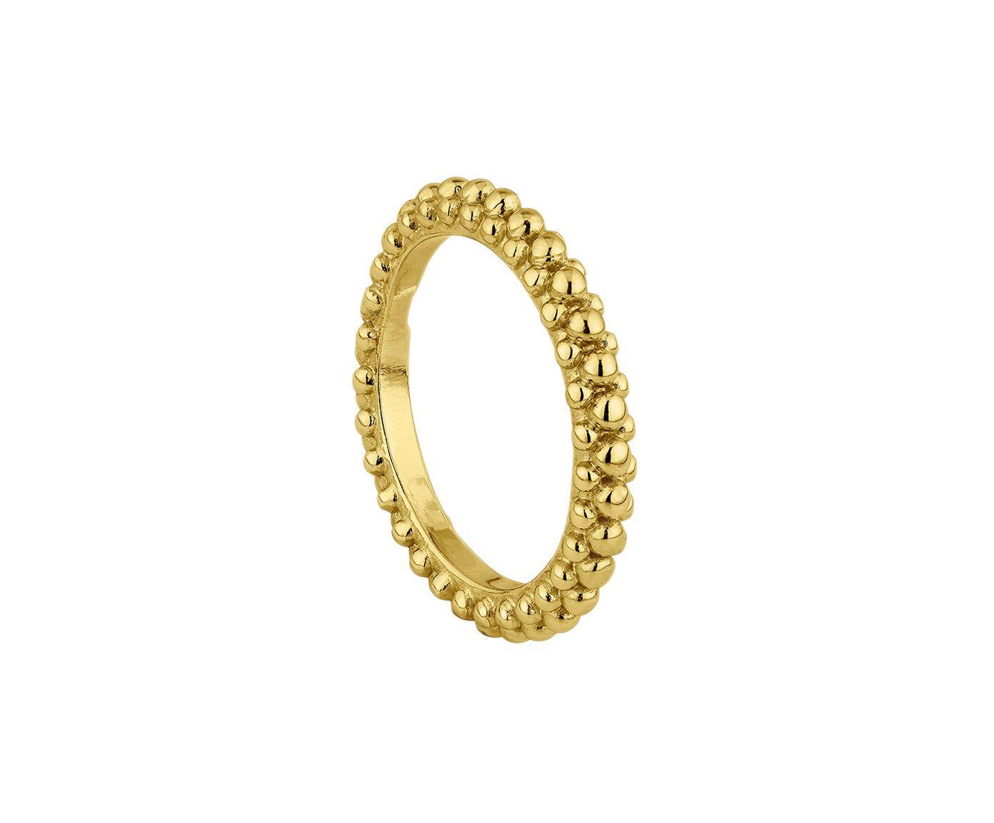 Anel Bolinhas Gold - Aro 12, Aro: 12 | Westwing.com.br