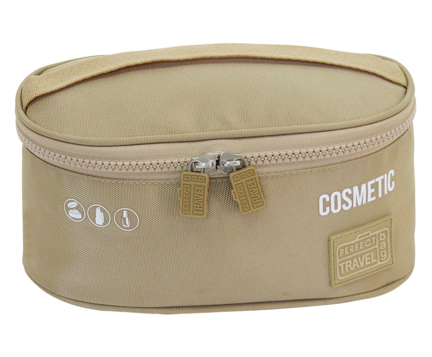 Nécessaire Cosmetic Caqui - 20X10X9cm | Westwing.com.br