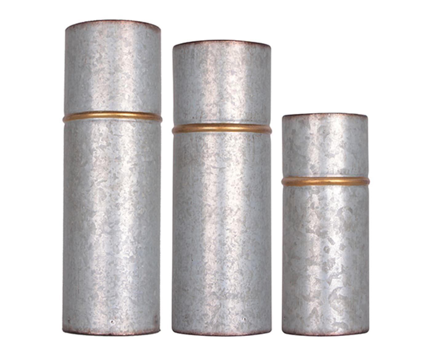 Jogo de Vasos Anel - 15X50cm | Westwing.com.br