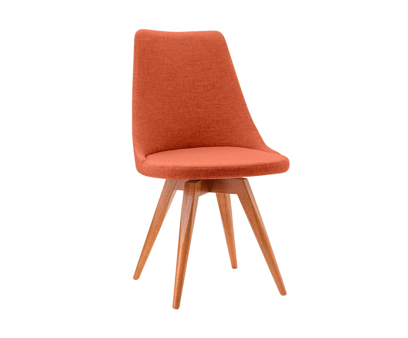 Cadeira Fixa Ella Telha - 55X91X53cm | Westwing.com.br