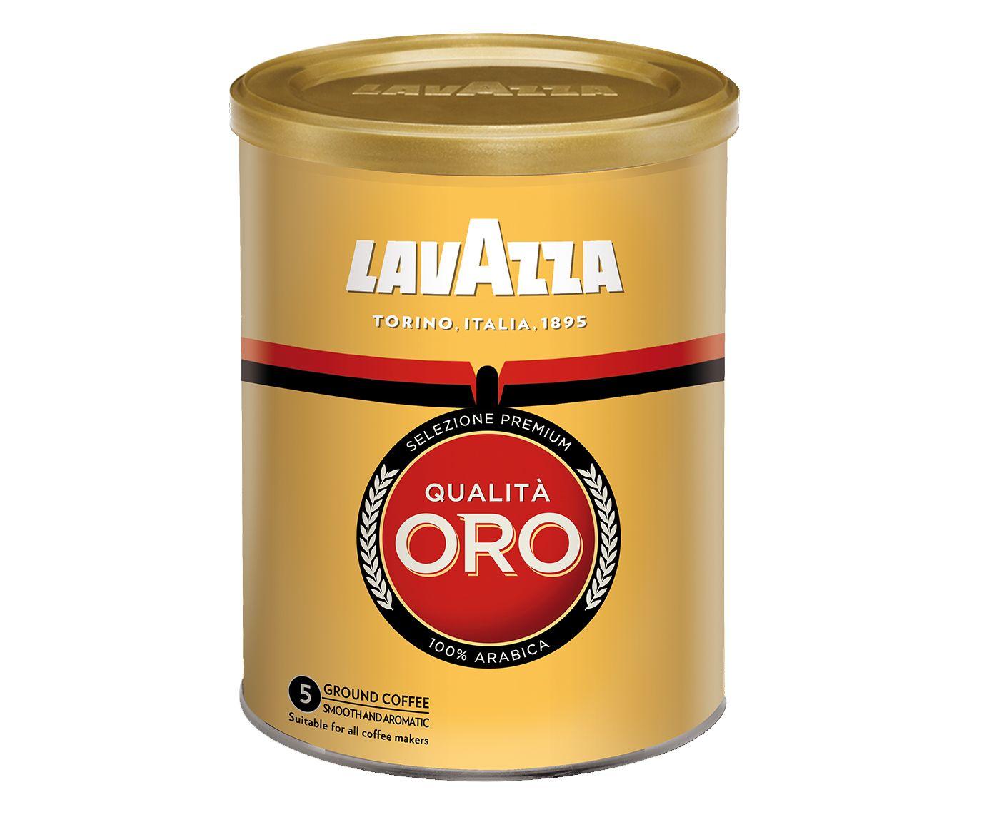 Café Italiano Lavazza Qualitá Oro Moído - 250g | Westwing.com.br