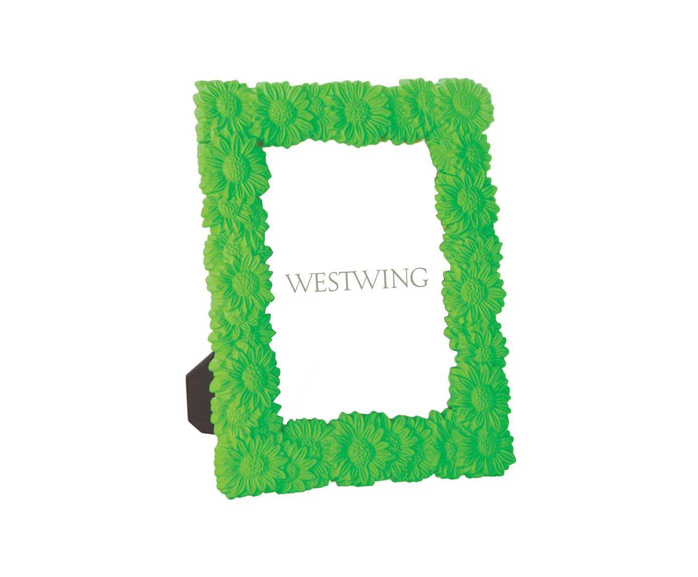 Porta-Retrato Happy Daisies - Foto 13X18cm | Westwing.com.br
