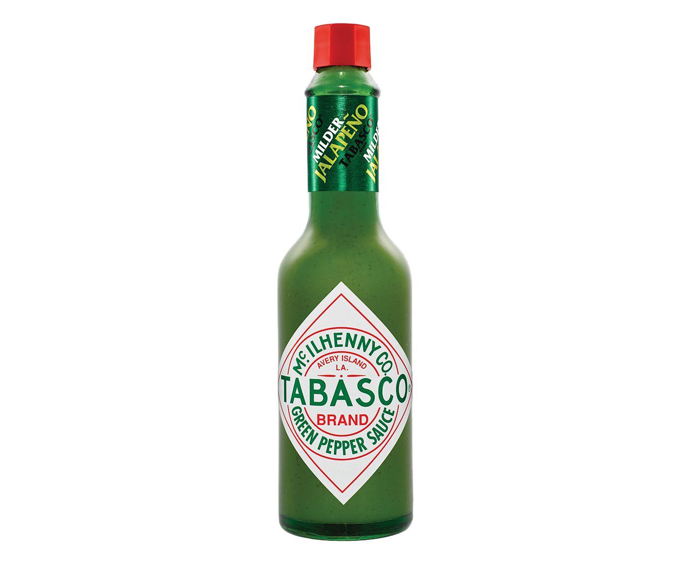 Molho Americano Tabasco Green Pepper Sauce - 60ml | Westwing.com.br
