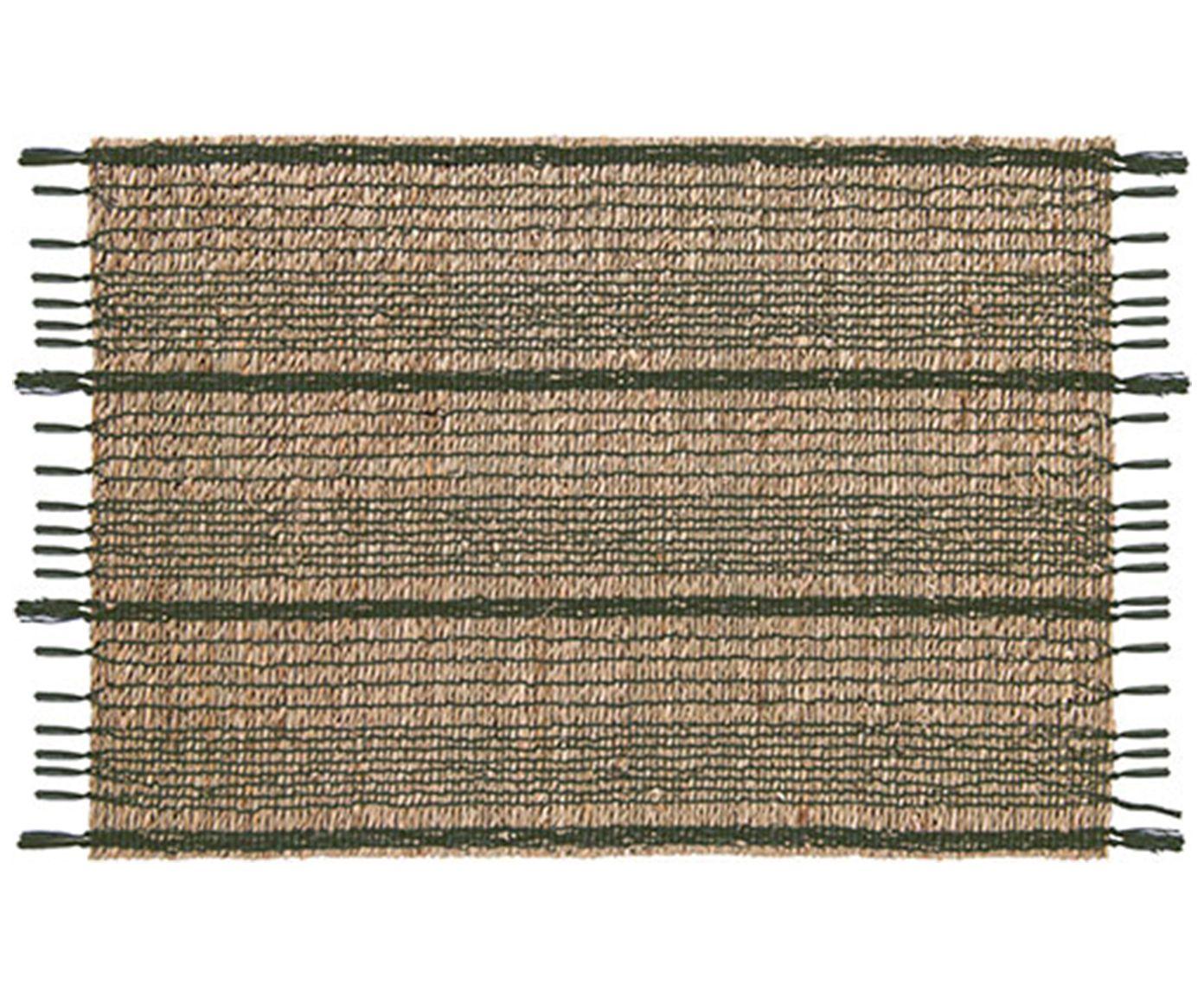 Lugar Americano Listras Olive - 33X48cm | Westwing.com.br