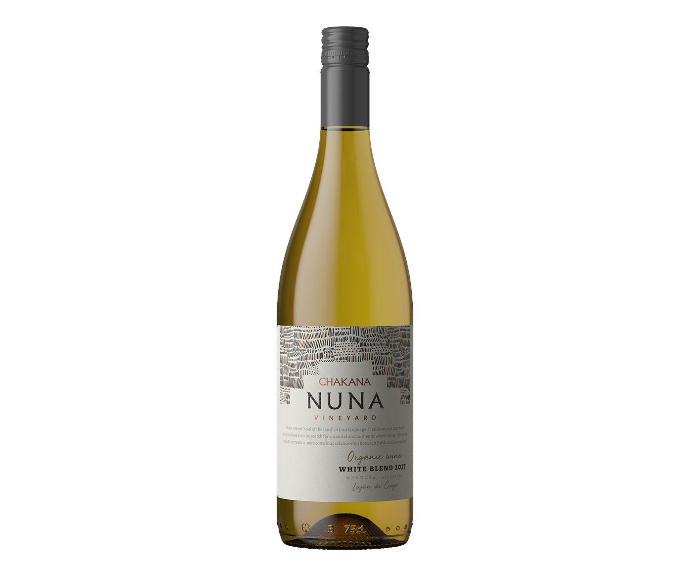 Vinho Branco Chakana Nuna White Blend - 750ml | Westwing.com.br